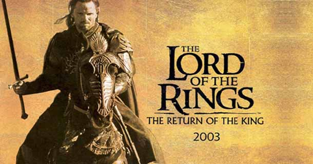 il signore degli anelli 2003