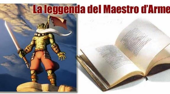 Continua Maestro Di Armi cap.2