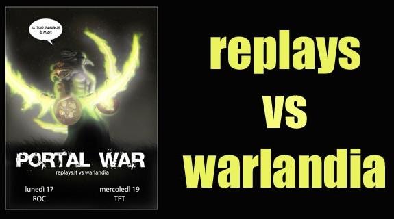 Portal WAR appuntamento