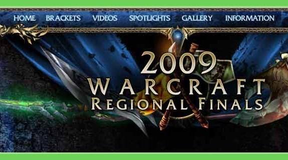 Finali Regionali 2009 Warcraft