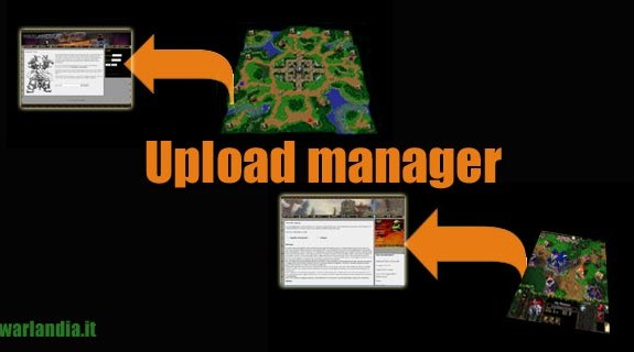 UpLoad Manager sezione Replay
