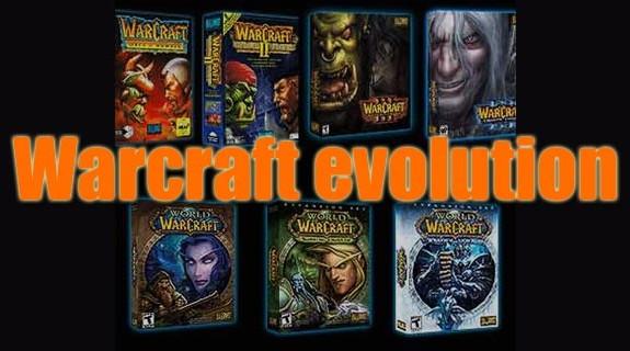 Warcraft EVOLUTION