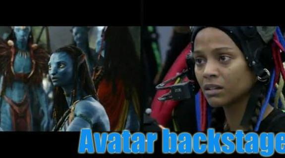 Avatar backstage