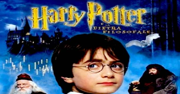 harry potter introduzione