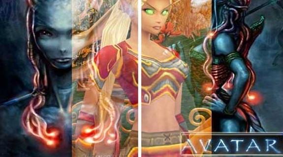 Avatar Navi o Elfi del Sangue