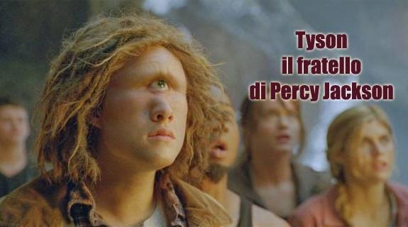 Tyson il fratello di Percy Jackson