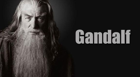 Gandalf - Il Signore degli Anelli