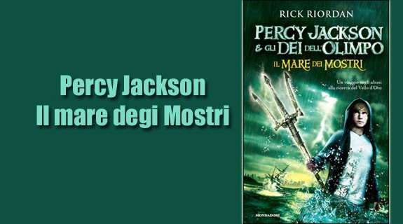 Percy Jackson - The Sea of Monsters