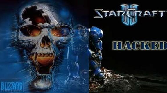 Starcraft hacked