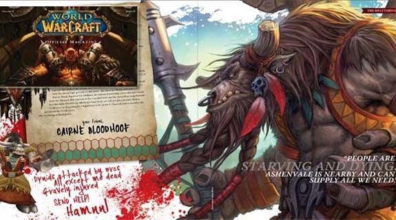 World of Warcraft magazine volume 3