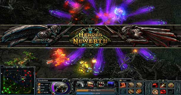 HOS Heros of The Newerth