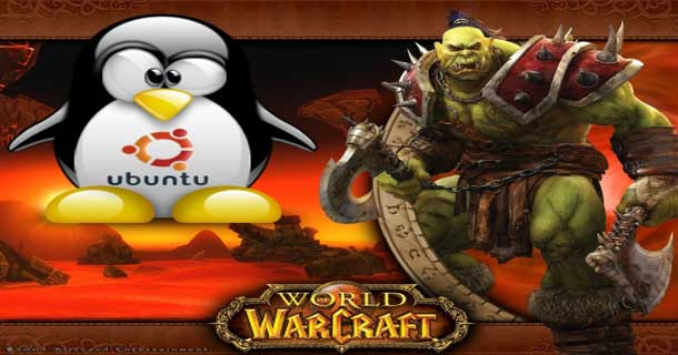 world of warcraft linux client