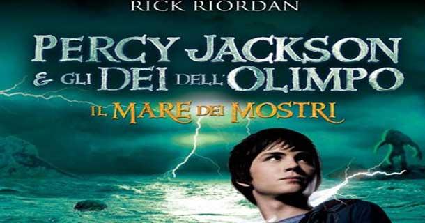 percy jackson 2 Il Mare dei Mostri