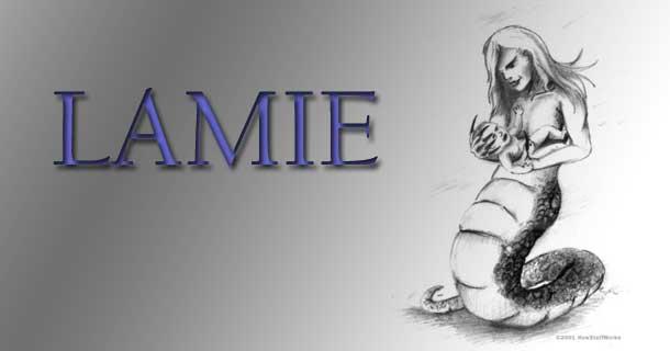vampire lamia