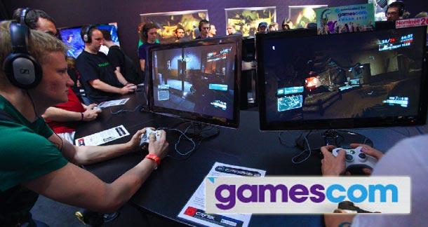 gamescom players