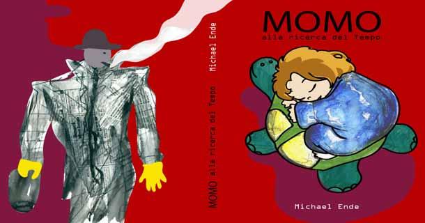 momo copertina micheal ende