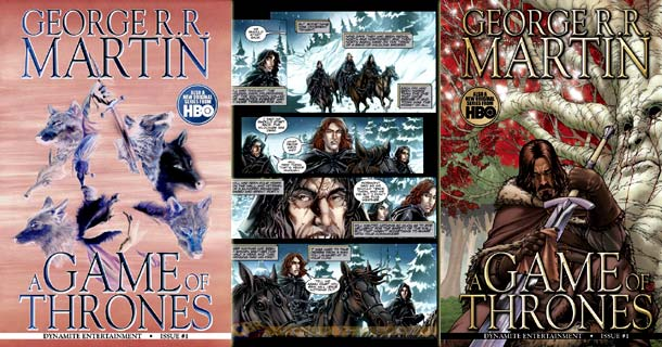a game of thrones a fumetti