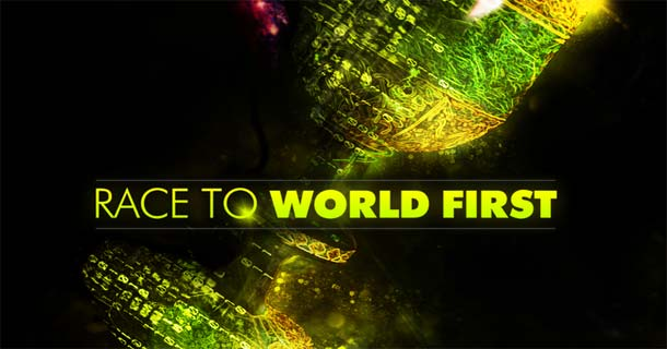 race to the world first