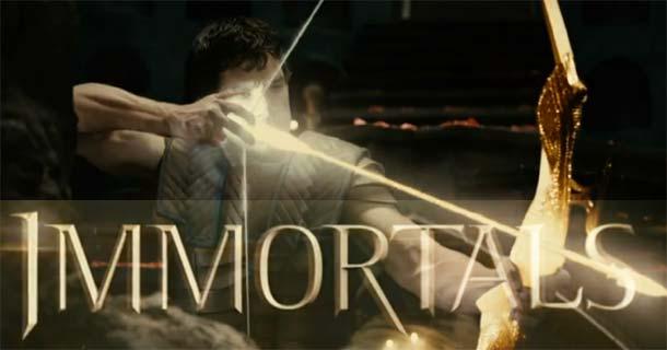 immortals 2011