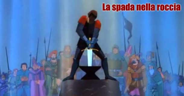 Walt disney la spada nella roccia italian dvdrip xvid