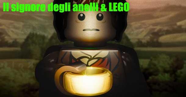 LEGO e Il Signore degli Anelli
