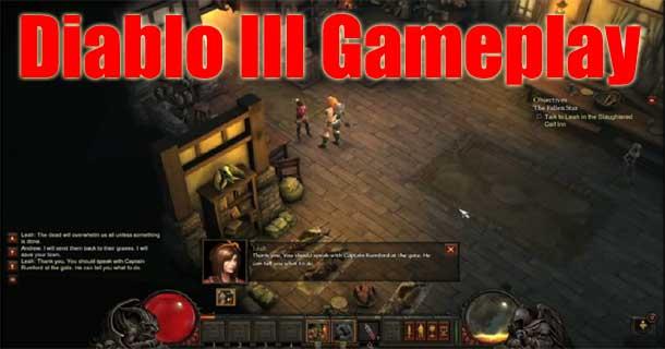 diablo 3 gameplay 20 minuti