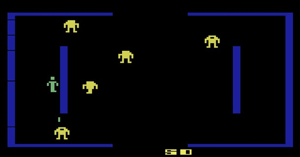 retro games berzerk