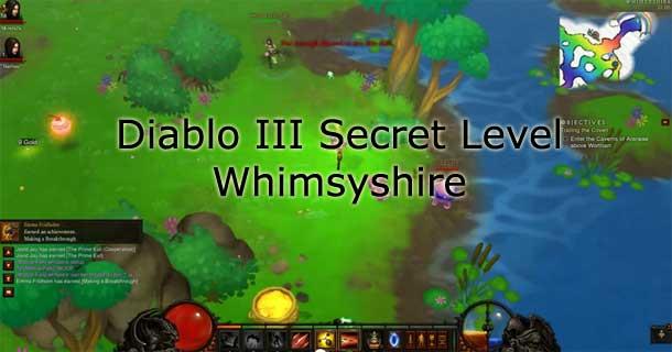 diablo3 whimsyshire