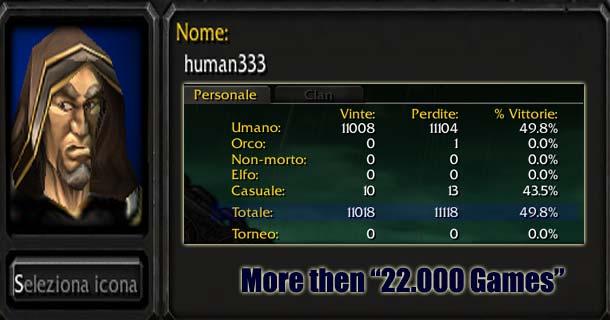 human333 warcraft mass player