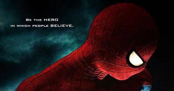 spiderman 2012
