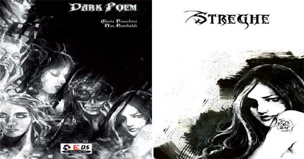 dark poem streghe Alexia Bianchini