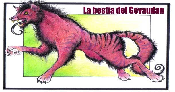 La bestia del gevaudan