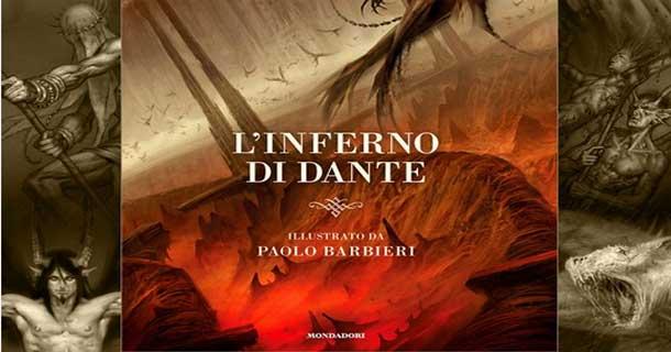 inferno Dante Paolo Barbieri
