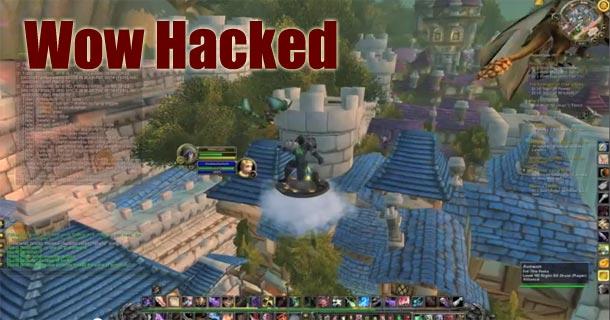 wow hacker ottobre 2012 fa strage di PG