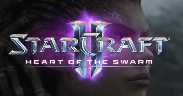heart of the swarm starcraft 2 trailer