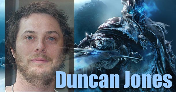 wow movie duncan jones regista