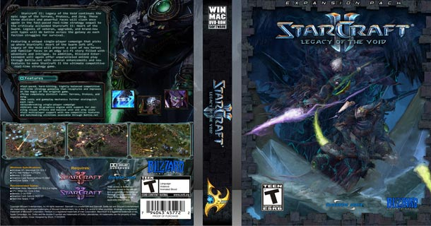 legacy of the void starcraft 2
