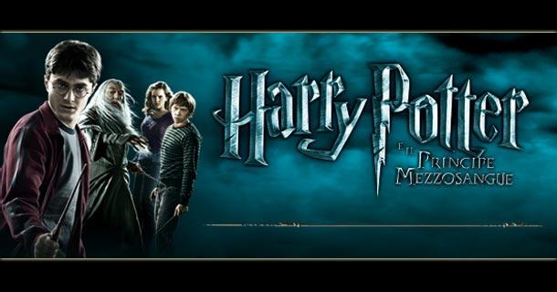 harry potter e i principe mezzo sangue