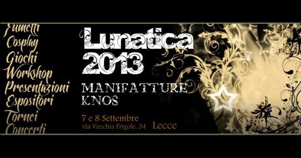lunatica 2013 fiera del fantasy di Lecce
