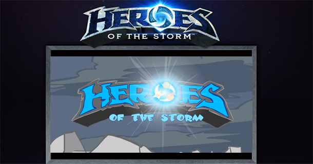 Blizzard heros of the storm