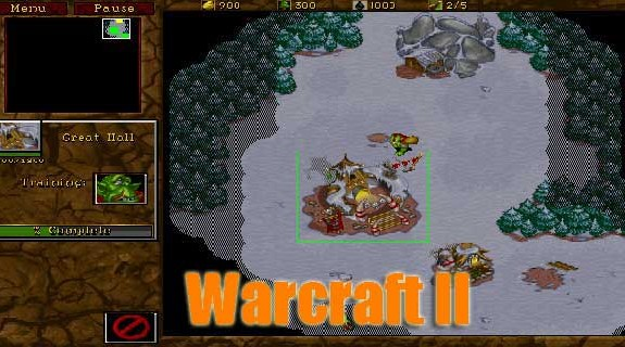 Warcraft II Combat Edition impossibile resistere
