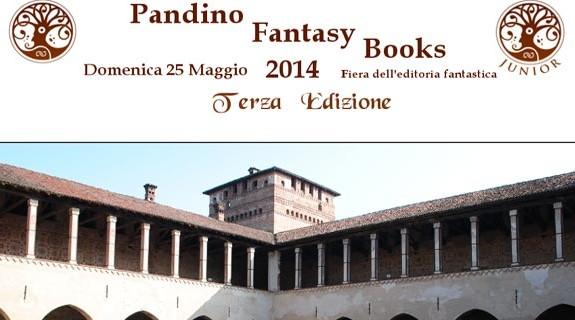 Pandino Fantasy books 2014