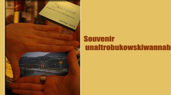 Souvenir unaltrobukowskiwannabe