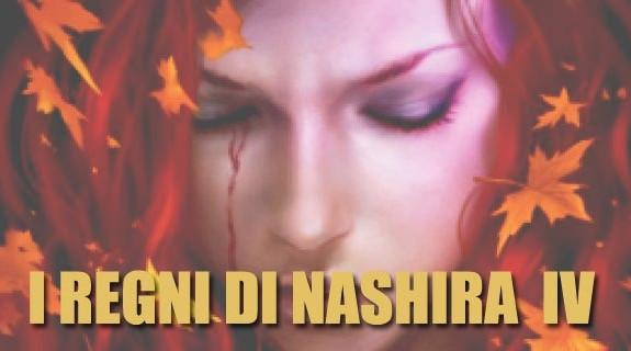 Licia Troisi annuncia il suo I regni di Nashira 4