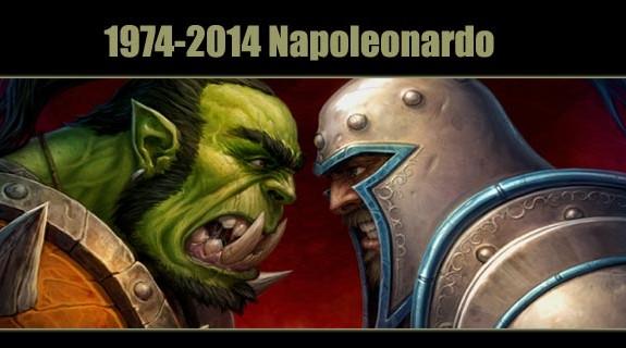 Napoleonardo 1974-2014