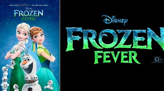 Disney Frozen Fever corto di 7 minuti