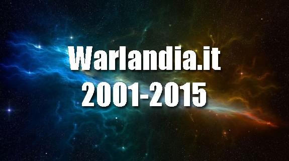 5 settembre 2015 auguri Warlandia