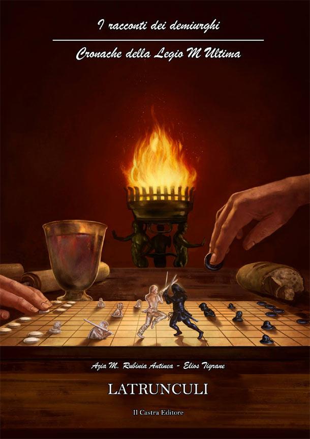 copertina originale di Latrunculi
