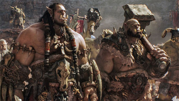 Warcraft il film 2016