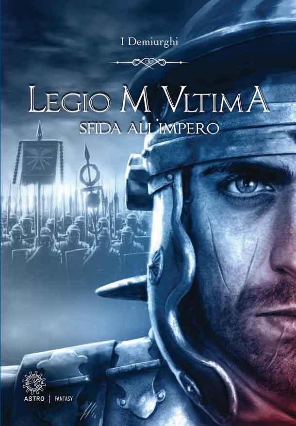 copertina Sfida all'Impero